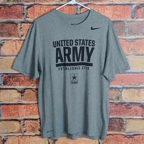 us army nike shirt